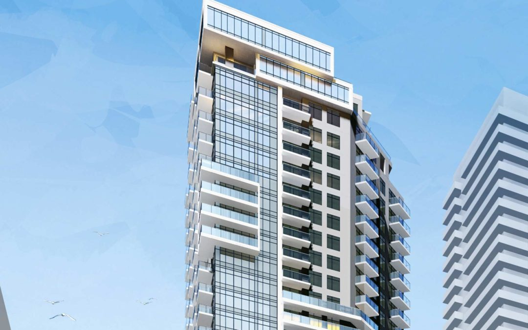 Hudson Tower proposal is before city design committee