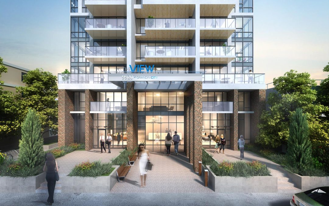 Second proposed 'Grandin City' tower approved